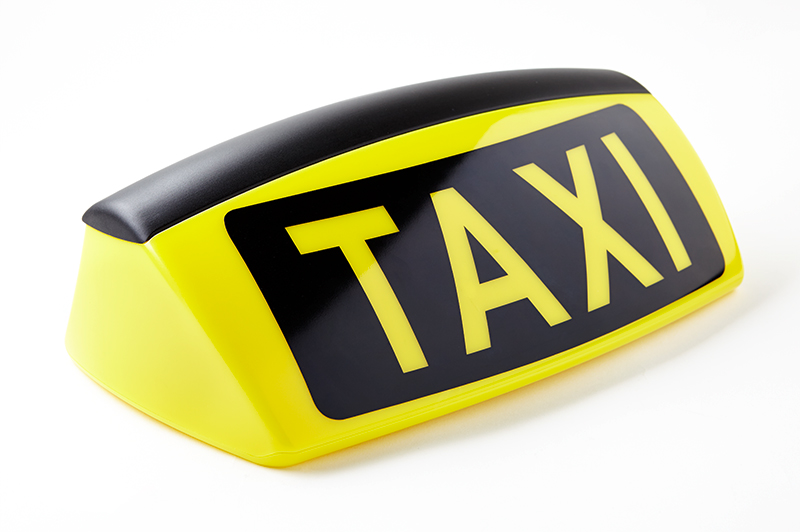 LED-Taxihaube
